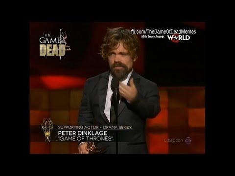 Premiación Emmy 2015: Game of Thrones (Subtitulado) - default