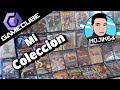 Mi coleccion de Gamecube (mejorada)