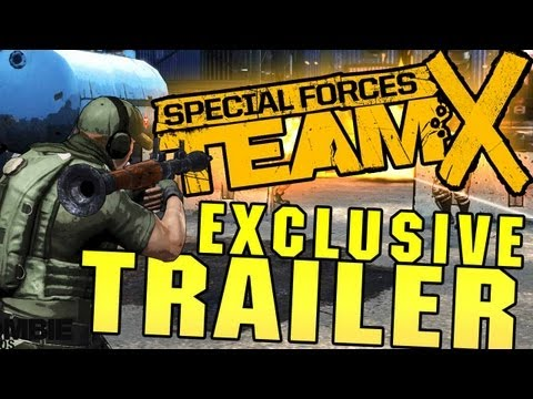 Special Forces: Team X Trailer (Rev3Games Exclusive)