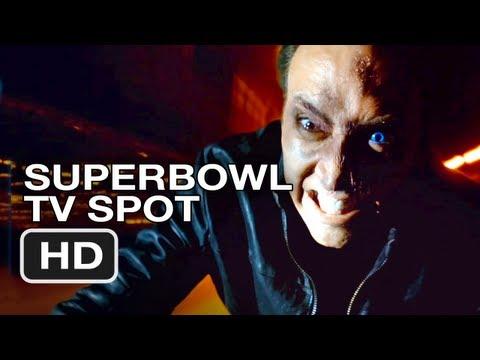 Ghost Rider: Spirit of Vengeance SUPER BOWL TV Spot - Nicolas Cage Movie (2012) HD