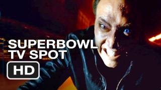 Ghost Rider: Spirit of Vengeance SUPER BOWL TV Spot - Nicolas Cage Movie (2012) HD
