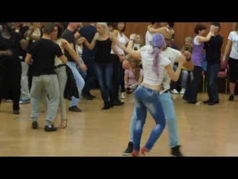 ALBIR and SARA 3º Semba workshop: FEELING KIZOMBA FESTIVAL 2013 Madrid.