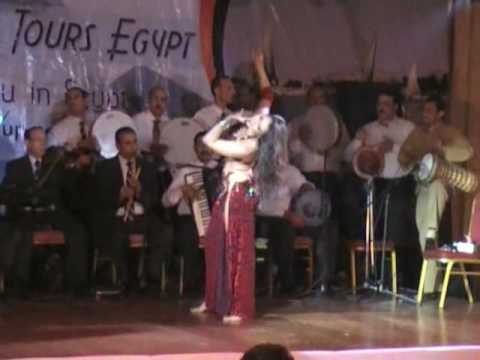 Mercedes Nieto - Mawoud, Oriental Dance on the Nile Group Festival in Cairo