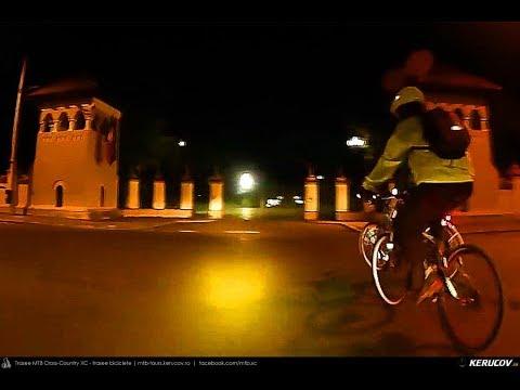 VIDEOCLIP Miercurea Bicicletei / tura 22 noiembrie 2017 [VIDEO]