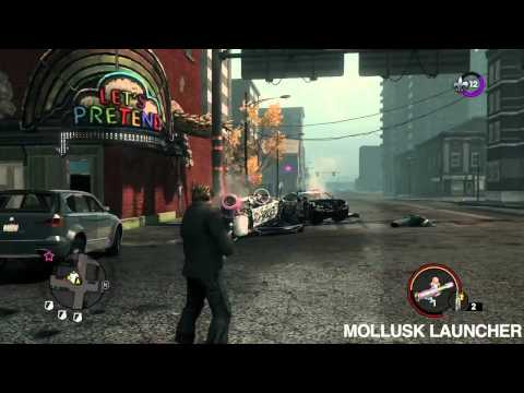 Saints Row: The Third - The Weapons Trailer [HD]