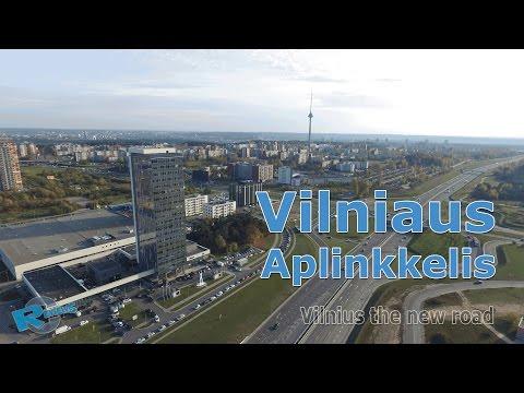 Vilnius western bypass - 2016 10 19 - UCv2D074JIyQEXdjK17SmREQ
