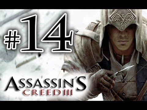Assassin's Creed 3 - Walkthrough / Playthrough Part 14 HD  - Tax Collectors