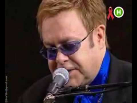 Elton John-Circle of Life -LQNWKtykBHQ