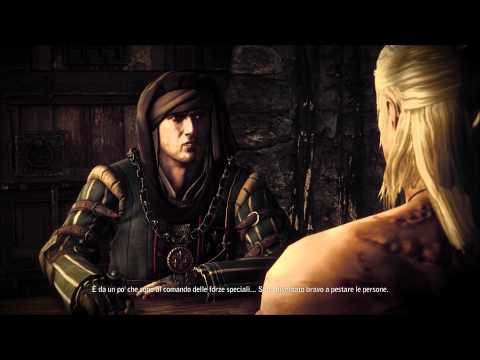 The Witcher 2 - parte 1 ITA (HD) - by Blackcrystal901