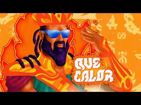 Major Lazer – Que Calor feat. J Balvin & El Alfa