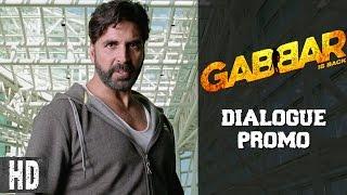 Gabbar Is Back - The Clash - Dialogue Promo 7