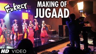 Fukrey Karle Jugaad Karle Song Making