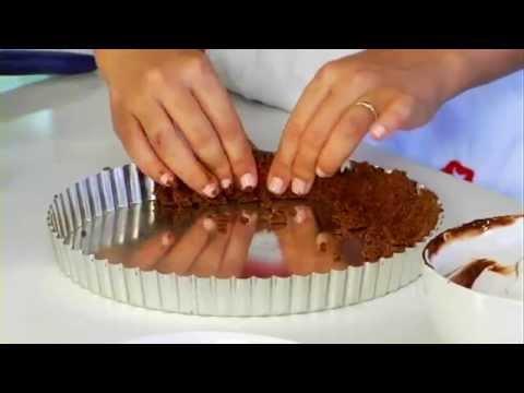 פאי שוקולד קרמל ופקאן סיני