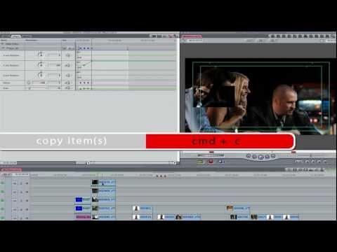NLE Ninja Effects Tutorial (FCP Tutorial #13): Music Video Effects Volume 3
