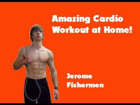 20 Minute Cardio Workout at Home!