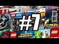 Фрагмент с середины видео Top 20 Most Wanted LEGO Sets of Winter 2018!