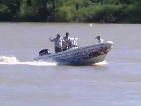 Exitosa 4ª edición de la Fiesta del Pescador Embarcado