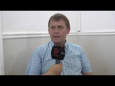 <b>En campaña.</b> Daniel Koch quiere ser presidente de la Federación Entrerriana de Fútbol