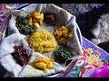 Ethiopian Food - Potato & Carrot Alicha Recipe Mild Vegan stew Amharic English Injera