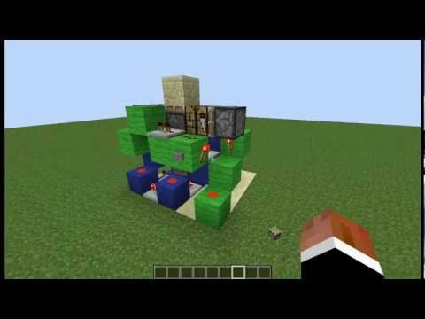 Minecraft: The &quot;Conditional Double Piston Extender Block Swapper&quot; [CDPEBS]
