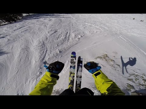 GoPro Line of the Winter: Brendan Trieb - Utah 2.23.15 - Snow