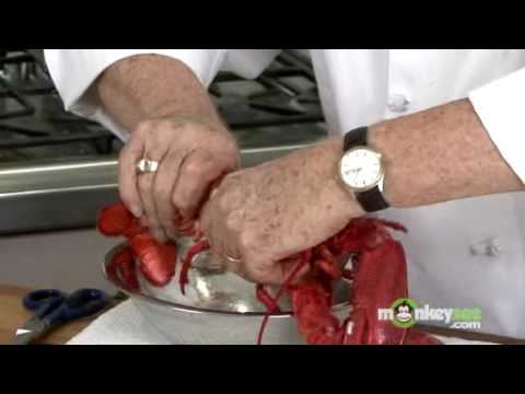 How To Boil and Cut Lobster