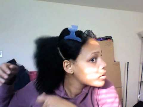 Natural Hair: Box Braids
