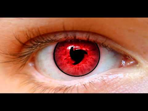 Mangekyou Sharingan: Itachi (After Effects)