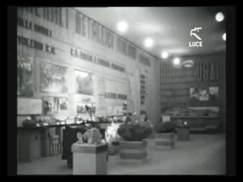Ministro Bottai visita le miniere del Sulcis / 1937 [Istituto Luce]