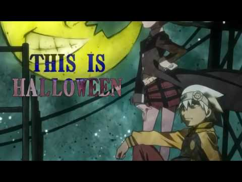 Soul Eater Amv This Is Halloween