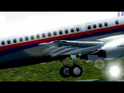 Malaysia Airlines KLIA-Jakarta, Soekarno-Hatta Airport, Indonesia (FSX)
