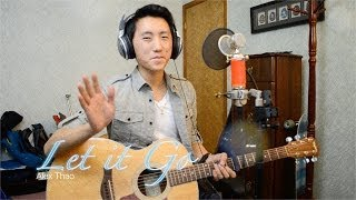 """Let It Go"" Idina Menzel (Frozen cover) by Alex Thao"