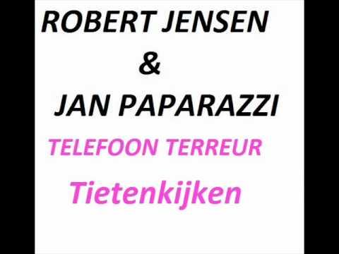 Robert Jensen Telefoonterreur - Tieten kijken