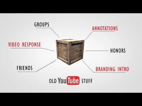 10 Long Gone YouTube Features - UCdHIPSWf3kkwNg9y_puaChA