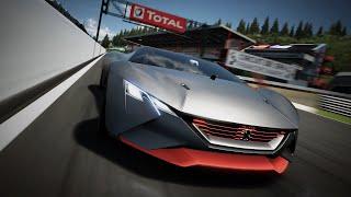 Peugeot раскрыл характеристики нового суперкара