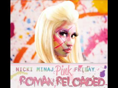 Nicki Minaj - Pound The Alarm -LWpFRC_fTyo