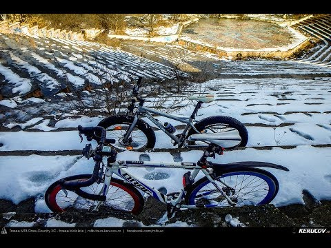 VIDEOCLIP Snow Bike Ride Decembrie 2018