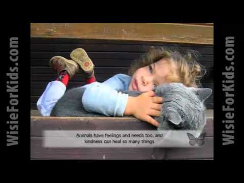 Caring: Wisie Parenting Help Inspirational Video for Kids