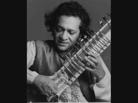 Best Sitar/Tabla piece ever Ravi Shankar & Chatur Lal Raga Mishra Piloo In Thumri Style