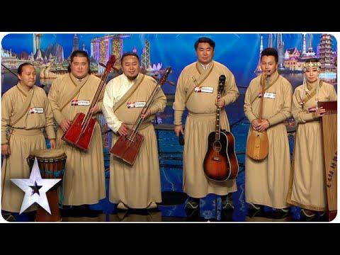 Asia's Got Talent -Хөсөгтөн хамтлаг
