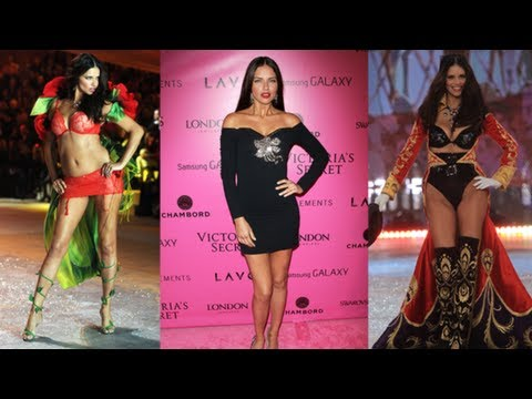 Adriana Lima's Best Beauty and Fitness Tips, Victoria's Secret Angels, Bella Beauty Beat