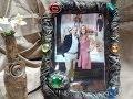 DIY Portaretratos con materiales reciclados / Picture Frames using recycled materials