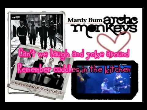 Mardy Bum (Arctic Monkeys) Karaoke