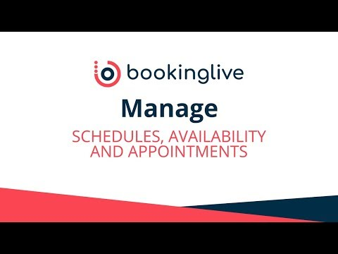 Booking Software: View and Manage Online Bookings