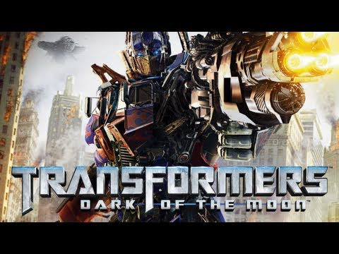 Transformers Dark of the Moon - GDC 2011: First Gameplay Reveal Trailer (2011) | HD
