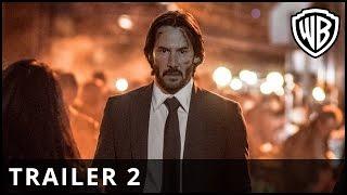 John Wick: Chapter 2 - Trailer 2 - Warner Bros. UK
