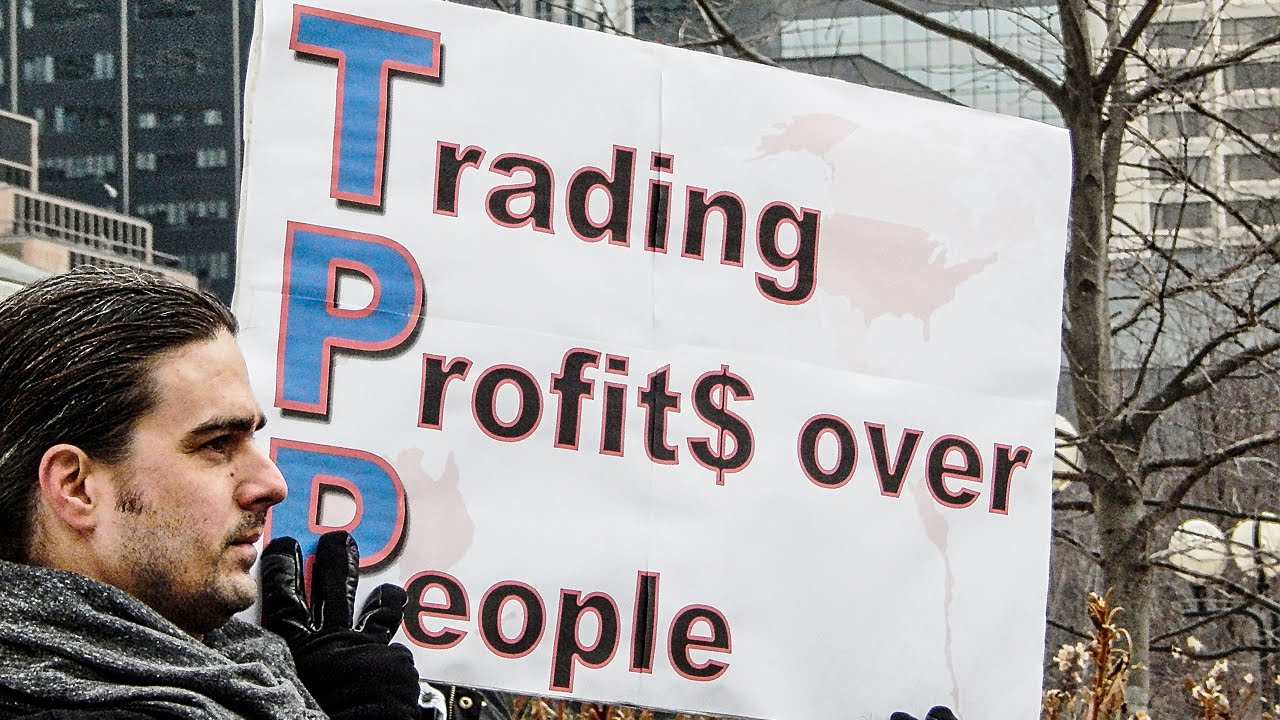Obama - Tell Americans The Truth About TPP: Quit Hiding