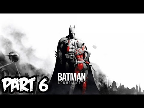 Batman Arkham City Walkthrough Part 6 HD - GIVEAWAY!! - Hello Mr. Hammer! (Xbox 360/PS3/PC Gameplay)