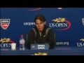 2010 US Open Press Conferences: Rafael Nadal (Second Round)