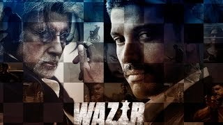 Wazir Official Teaser 2